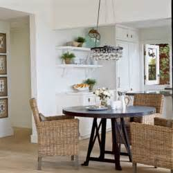 Coastal Kitchen Table Coastal Dining Room Table Marceladick