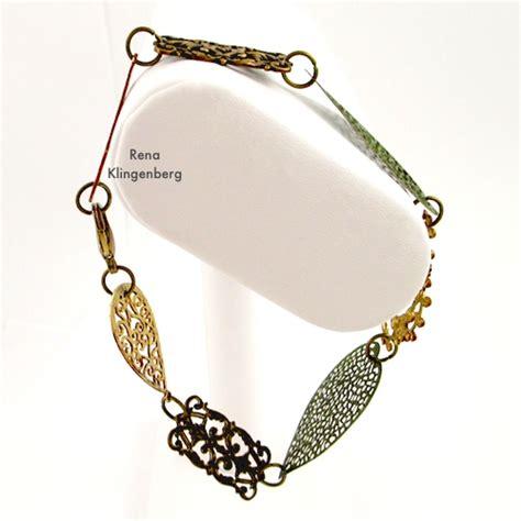 fantasy film jewellery making fantasy filigree bracelet tutorial jewelry making journal