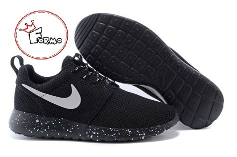 custom athletic shoes custom nike roshe run oreo athletic running shoes white