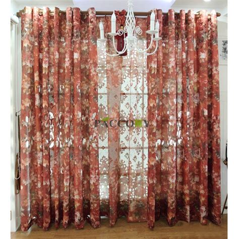 bohemian style curtains color up your bedroom with