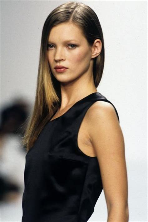 Kate Moss Spices Up by Kate Moss Make Up Satin Black Tops