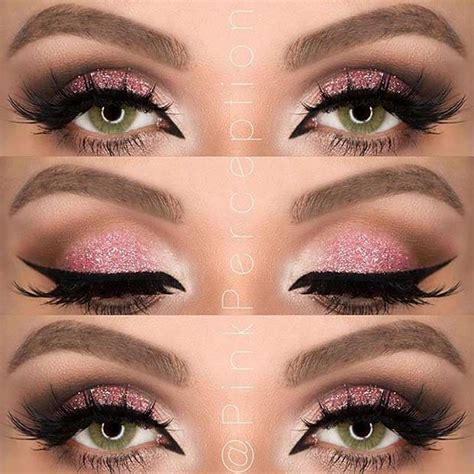 Eyeshadow And Eyeliner 31 pretty eye makeup looks for green page 3 of 3 stayglam