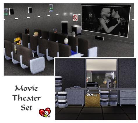 mensures  theater set