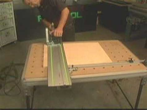 Festool Mft Multifunction Table Presented By Woodcraft Youtube Festool Mft Top Template