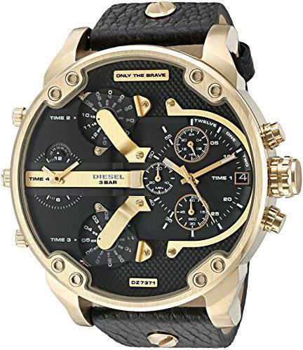Promo Bagus Diesel Brave Black top 5 best diesel watches gold black for sale 2017