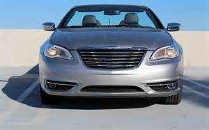 2013 Chrysler 200 Limited Specs 2013 Chrysler 200 Limited Convertible Front Photo 5