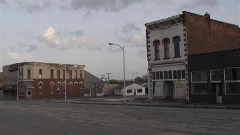 smallest city in us small towns through the movies rich hill independent