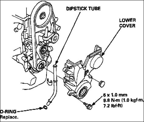 honda civic timing belt replacement schedule honda timing belt replacement schedule html autos weblog