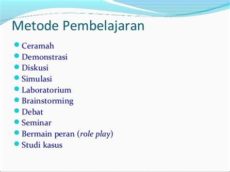 Metode Pembelajaran Bydrasumiati N Asra metode pembelajaran jam 2