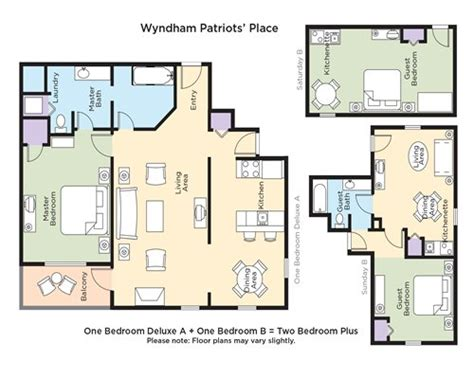 wyndham patriots place floor plan wyndham patriots place armed forces vacation club