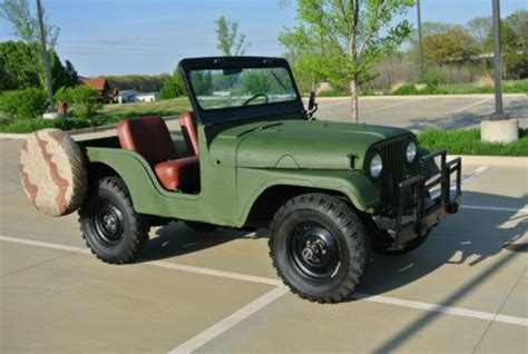 1963 Willys Jeep Sell Used 1963 Jeep Cj5 Willys In Cabot Arkansas United