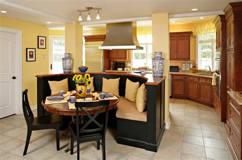 eat in kitchen table built in kitchen table booth kitchen traditional with eat