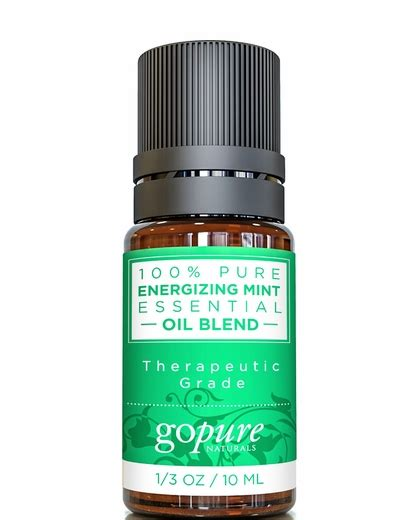 shop essential blend energizing mint 10ml and read