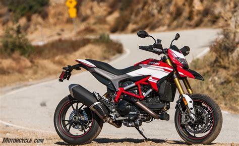 Ducati Hypermotard by 2017 Ducati Hypermotard 939 Sp Review