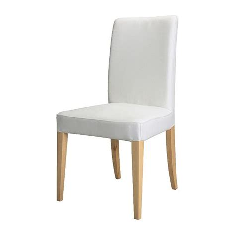 henriksdal structure chaise bouleau ikea