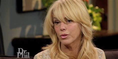 Dina Lohans Hiding Somewhere by Dina Lohan Opens Up To Dr Phil About Lindsay