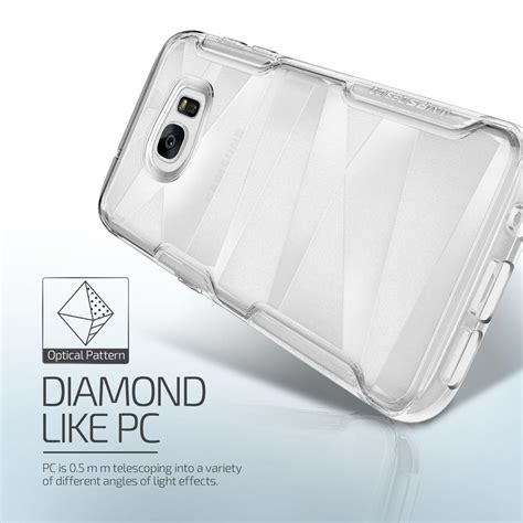 Verus Galaxy S7 Shine Guard Series Clear Best Seller verus shine guard skal till samsung galaxy s7 clear themobilestore