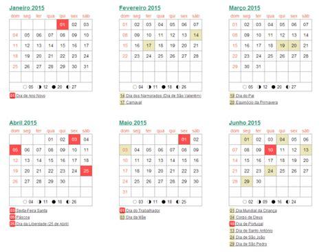 dias festivos calendario 2015 calend 225 rio 2015 online24