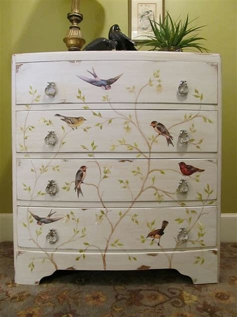 Decoupage Dresser Ideas - of decoupage ideas4 my desired home