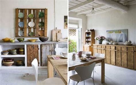 come arredare la cucina arredare la cucina con i pallet 5 idee originali donnaclick