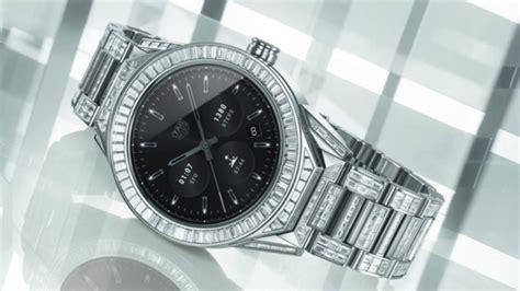 Harga Jam Tangan Tag Heuer Modular 45 tag heuer melancarkan jam tangan pintar termahal di dunia