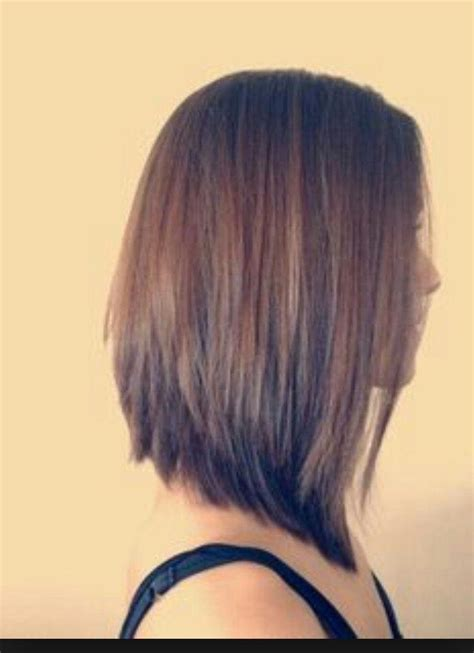 medium hair longer in front long in the front short in the back hairstyles find your