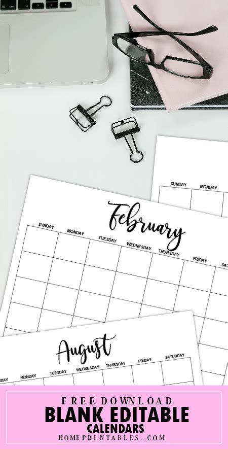 house beautiful editorial calendar free beautiful editable 2018 calendar template home