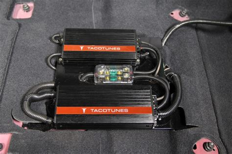 toyota tundra plug  play replacement amplifier