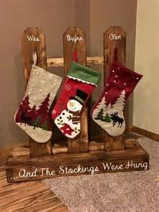 Christmas Stocking Floor Stand 25 Best Ideas About Stocking Hanger On Pinterest