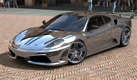 chrome ferrari f430 ferrari wraps ferrari chrome wrap chrome vinylwraps