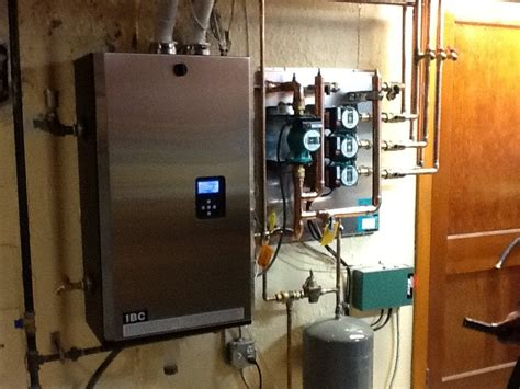 Papalia Plumbing Reviews by Ibc Boiler With Lifetime Warranty On The Heat Exchanger