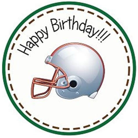 football birthday card template free printable downloads for your catch my