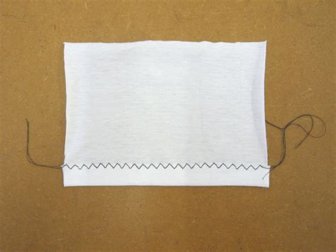 hemming knit fabric how to sew jersey fabrics on a domestic sewing machine