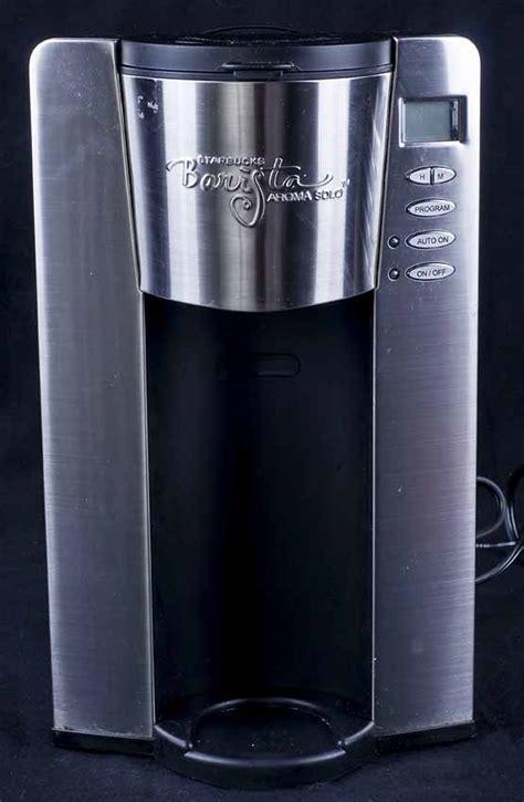 Coffee Maker Starbucks starbucks barista aroma thermal coffee maker ebay