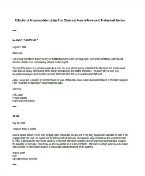 Recommendation Letter Working Work Reference Letter Write A Recommendation Letter Template Recommendation Letter 8