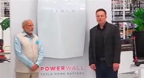 elon musk india why pm narendra modi visited tesla motors headquarters