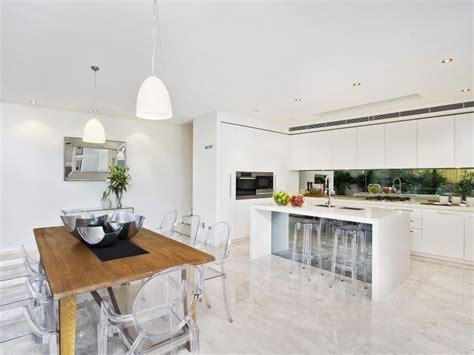 modern marble kitchen modern kitchen dining kitchen design using marble