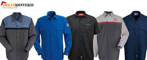 Kemeja Seragam Kerjabisa Di Bordir Sesuei Pesanan 1 price list arkan pusat konveksi bandung seragam murah