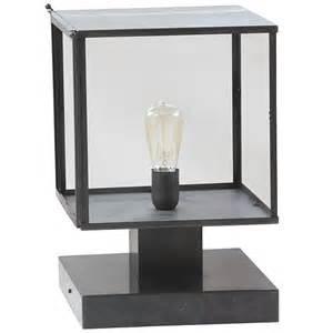 outdoor pedestal lighting d 233 co outdoor pedestal light vitrine terra lumi