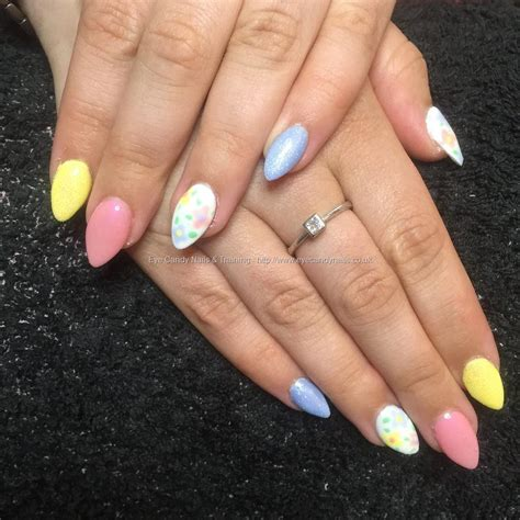 Acrylic Gel eye nails nail gallery