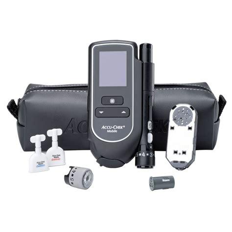 Accu Mobil Fb accu chek mobile mmol l blutzuckermessger 228 t set diashop