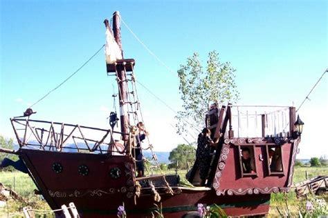 backyard pirate ship plans to build backyard pirate ship playhouse plans pdf plans