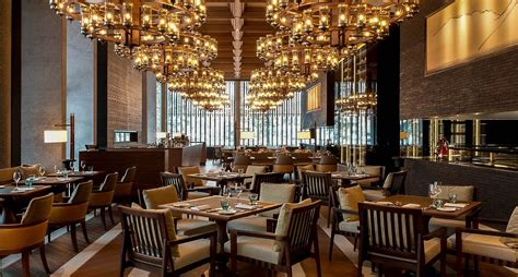 restaurant review the dining room restaurants the chedi andermatt