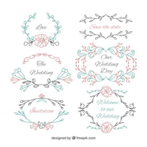 Verzierung Hochzeitskarte by Hochzeit Verzierungen In Sch 246 Nen Farben Der