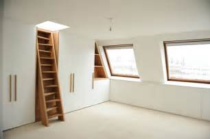 Small Attic Bathrooms - loft conversions urban design build