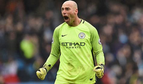 Willy Caballero City News Willy Caballero Hoping To Keep His Starting