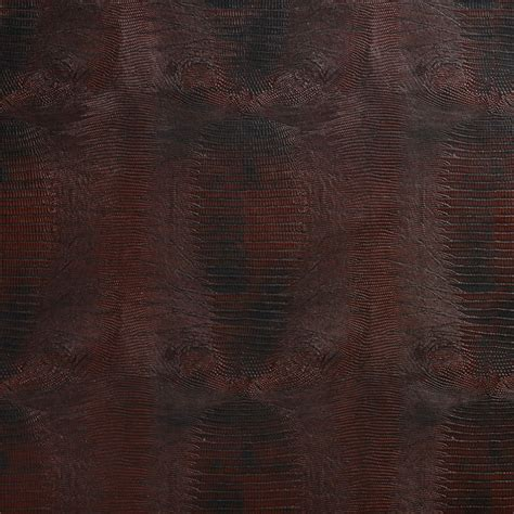 textured vinyl upholstery fabric burgundy textured alligator faux leather vinyl by the yard