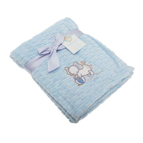 Decke Kinderwagen by Baby Fleece Decke Mit Elefanten Motiv Kuscheldecke