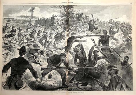 civil war a bayonet charge