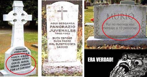 en 20 l 237 neas 187 el atrezo de los aviones epitafios curiosos en tumbas tumbas extra 241 as y